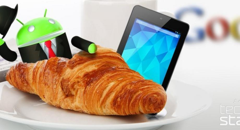 Frühstück mit Google: Nexus 7 und Android 4.3 am 24. Juli?