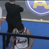 OVAJ PUT NIJE BIO HEROJ! Virtus izgubio prvi put u prvenstvu, Miloš Teodosić ISKLJUČEN! /VIDEO/