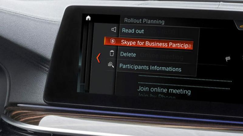 BMW wyposaża swoje auta w Skype'a