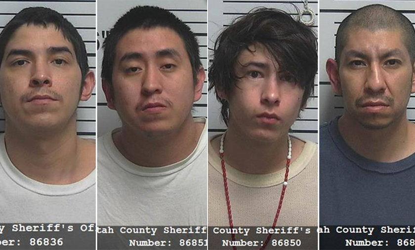Gang zgwałcił 9-latkę