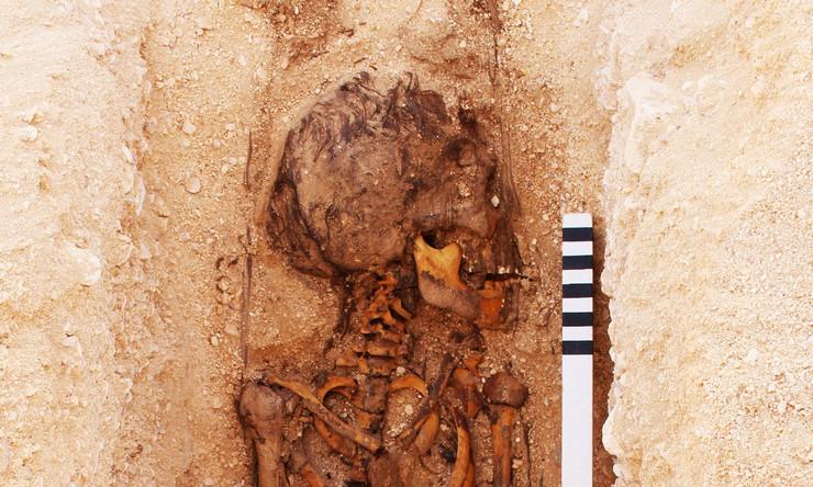 Amarna02 arhivska fotografija The Amarna Project Mary Shepperson
