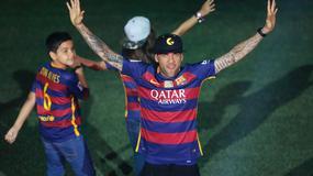 Wszystkie gole Alvesa w FC Barcelona