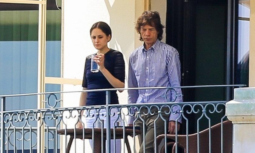 Oto nowa kochanka Micka Jaggera