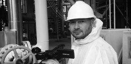 Nie żyje dziennikarz Szymon Chabior. Miał 36 lat