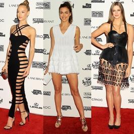 Piękne ciała na imprezie Sports Illustrated