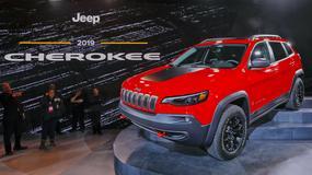 Detroit 2018: Nowa twarz Jeepa Cherokee