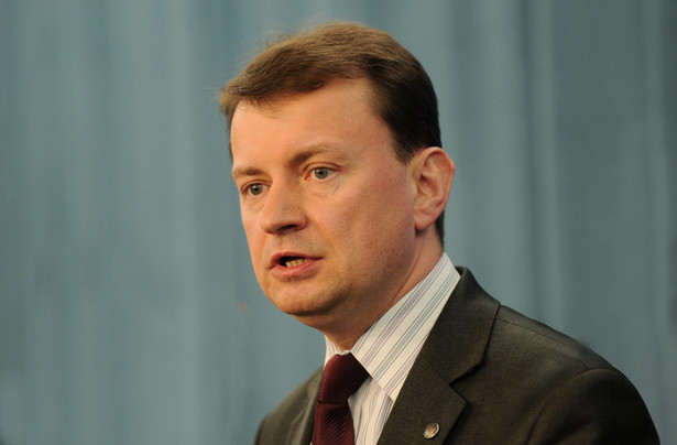 Mariusz Błaszczak, PiS