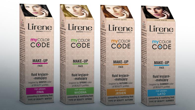 Lirene My Color Code