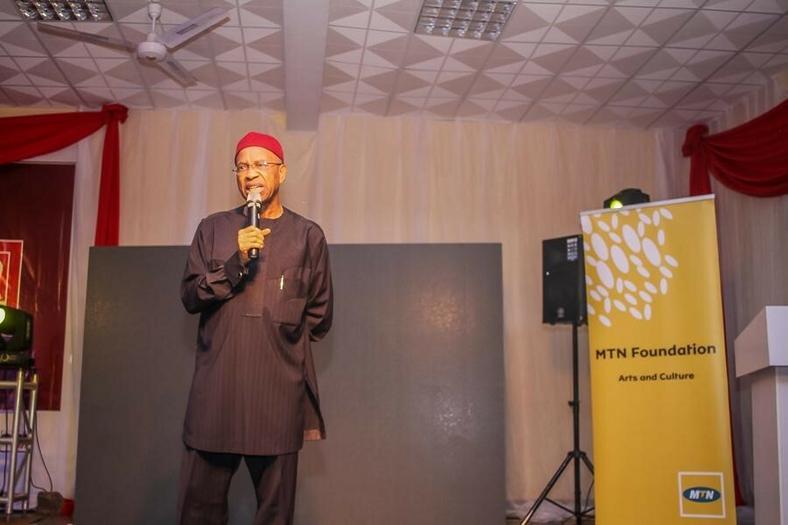 MTN Promotes Nigeria's Art Scene With Glitzy Art Festival in Enugu