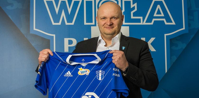 Trener Wisły Maciej Bartoszek zostanie w Płocku na dłużej, jeśli zespół zacznie zdobywać punkty. Ma sześć meczów, by wygrać posadę