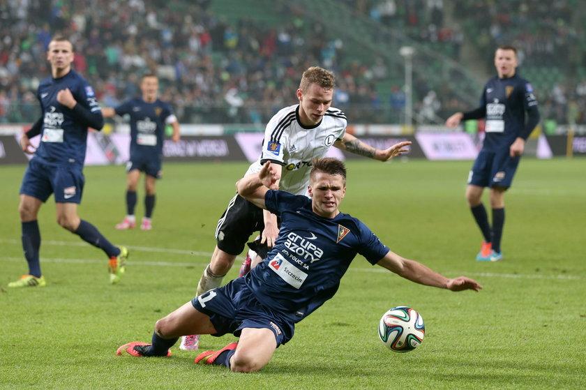 Legia gra najostrzej w Europie