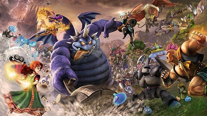 PS4 vs Nintendo Switch w Dragon Quest Heroes 2