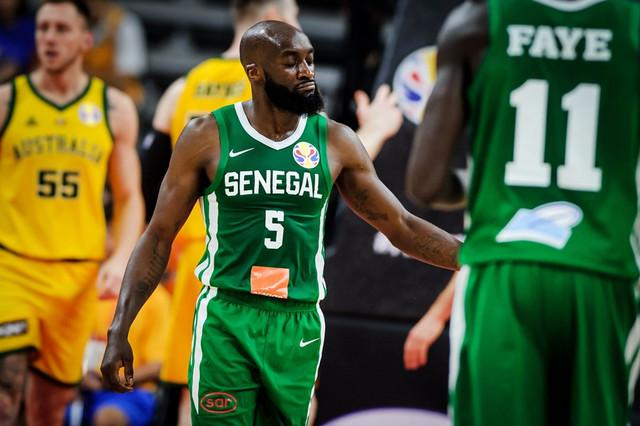 Košarkaška reprezentacija Senegala