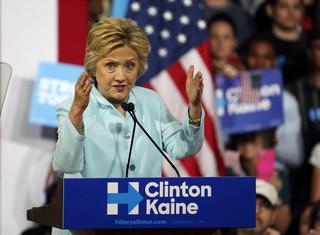 USA: Wyborcy Sandersa przeciw Clinton