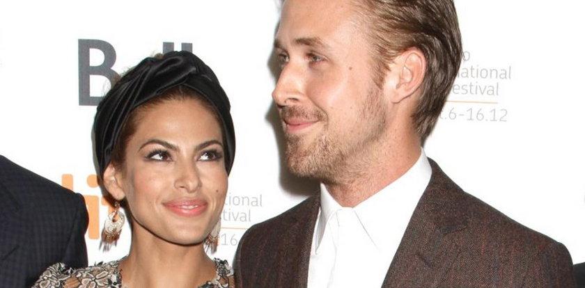 Ryan Gosling i Eva Mendes już po ślubie!