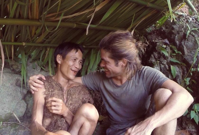 """Ho Van Lang, zwany """"Tarzanem z Wietnamu"""", nie żyje"""