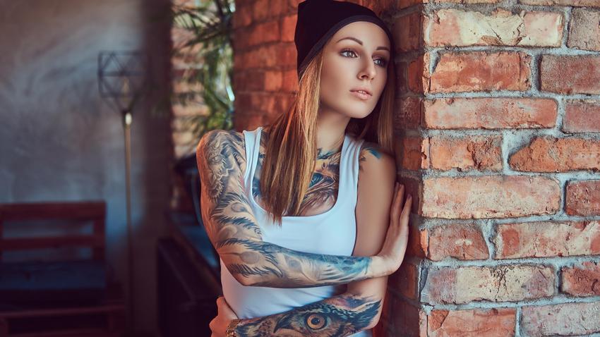 Ludzie Z Tatuażami Są Narażeni Na Choroby Psychiczne Mają