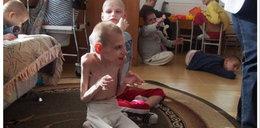 Andriej dostał w Polsce szansę na życie. Cierpiał 11 lat