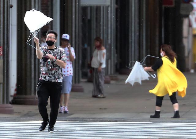 Tajfun pogodio Japan - Kagošima
