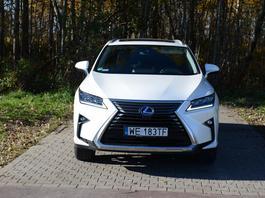 Lexus RX 450hL – więcej miejsc i dobry wizerunek | TEST