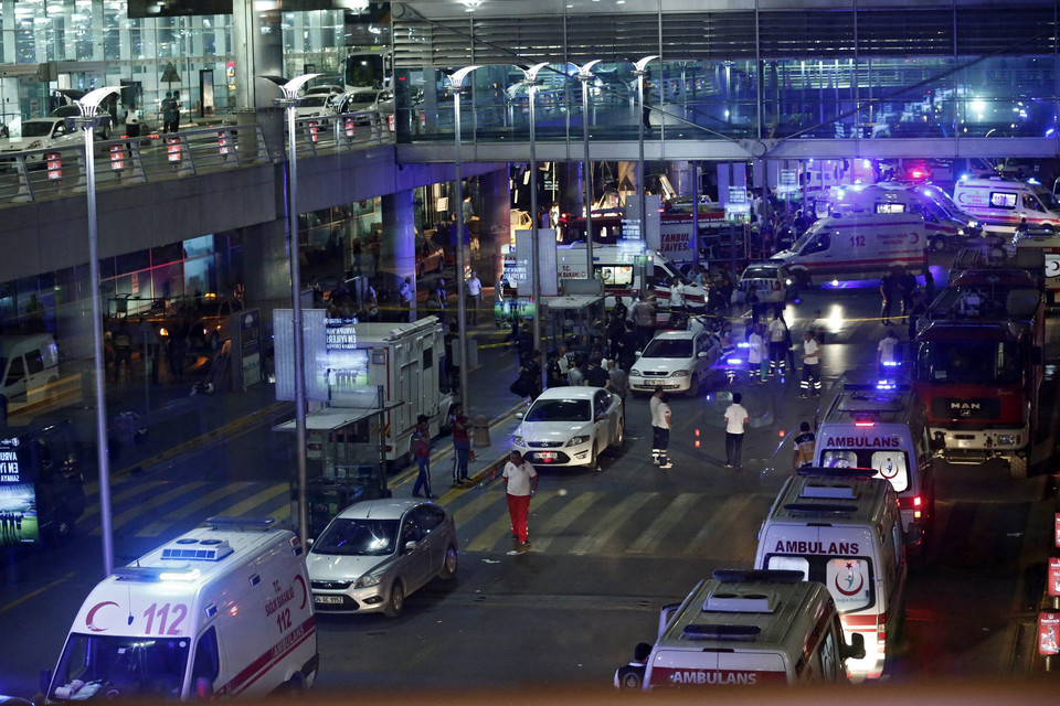 TURKEY BOMB ATTACK (Explosion in Istanbul)