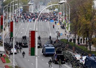 MSWiA: Prawie 1400 Białorusinów przyjechało do Polski od 18 sierpnia