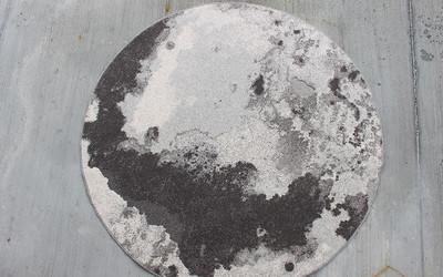 Dywan Który Wygląda Jak Księżyc