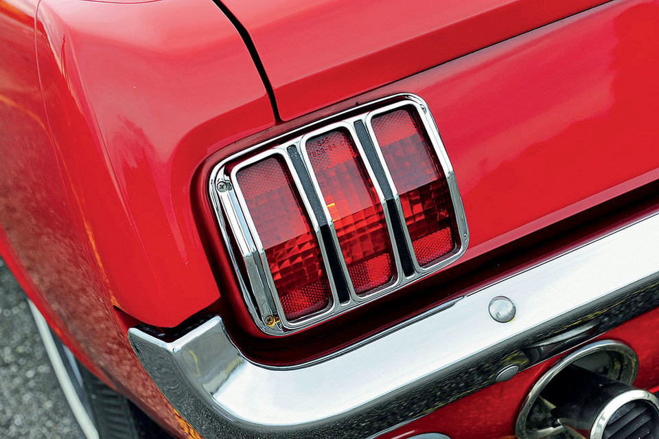 Ford Mustang 289 High Performance