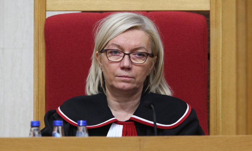 Posiedzenie Trybuna?u Konstytucyjnego
