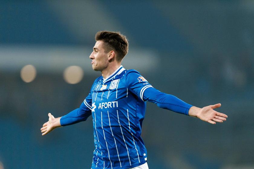 Po końcowym gwizdku Tymoteusz Puchacz (21 l.) i Jakub Moder (21 l.) spierali się w żartach, czyj gol był ładniejszy.