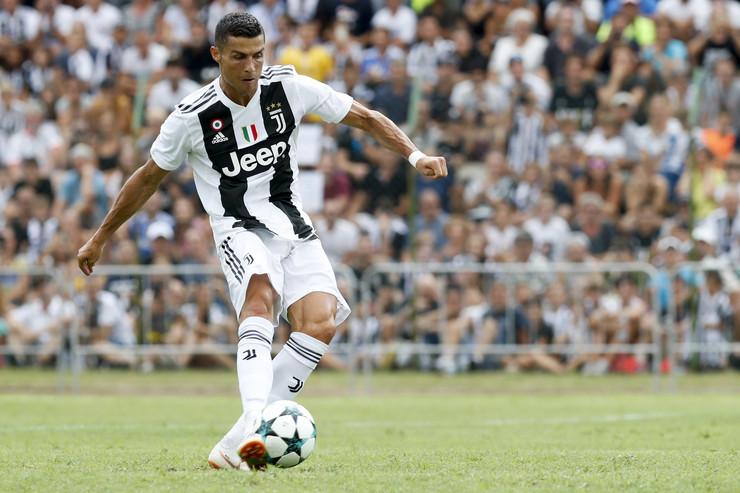 Kristijano Ronaldo, FK Juventus