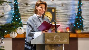 Edyta Górniak zaśpiewała podczas Pasterki w kościele w Warszawie