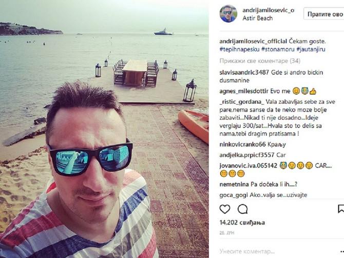 Andrija Milošević je jedan od najpoželjnijih neženja u Srbiji: Naš astrolog otkriva da li ga uskoro čeka ženidba