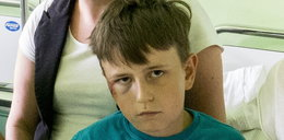 Wstrząsające relacje dzieci rannych w katastrofie