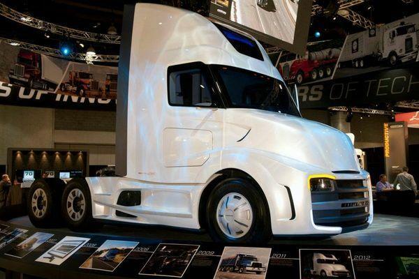 Revolution Innovation Truck