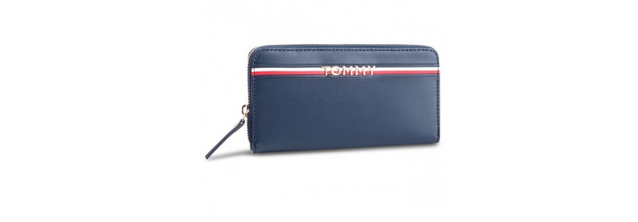 Portfel – Tommy Hilfiger Corp Leather Lrg Za