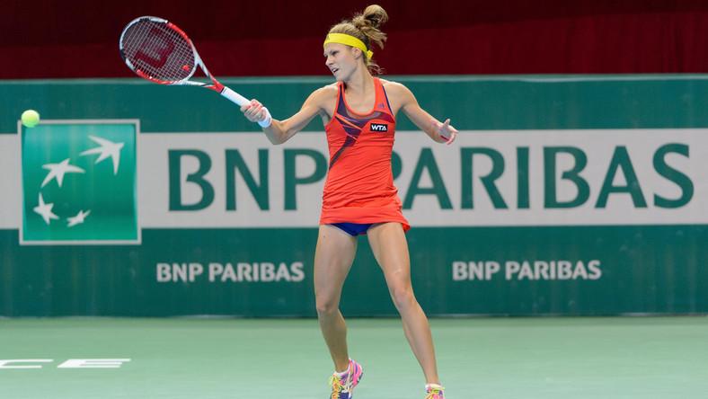 26-letnia tenisistka na razie nie ma wielkich sukcesów na swoim koncie