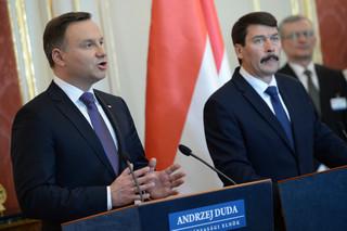 Prezydent Duda na Węgrzech: Kryzys imigracyjny - najpoważniejszy problem UE