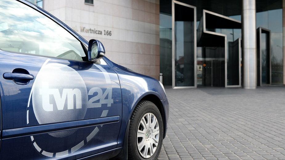 Przedłużenie koncesji TVN24. Jest reakcja Komisji Europejskiej
