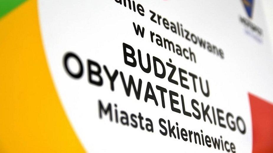 Skierniewice Budżet Obywatelski