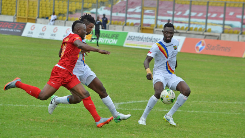 Hearts Of Oak Vs. Asante Kotoko (African Clasico, Ghana). Top African Soccer Rivalries