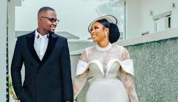 Gbemi and her husband