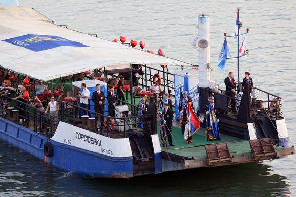 Pehar za najlepše ukrašen brod: