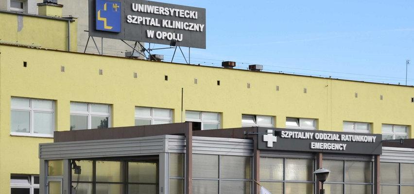 Superbakteria w Opolu! Szpital wprowadza ograniczenia