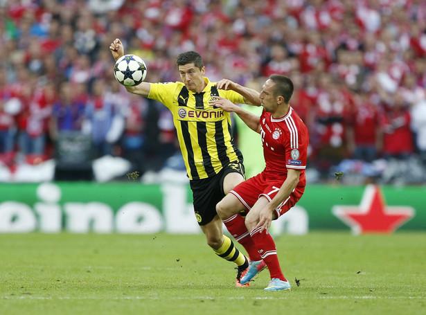 Mecz Bayern Monachium - Borussia Dortmund
