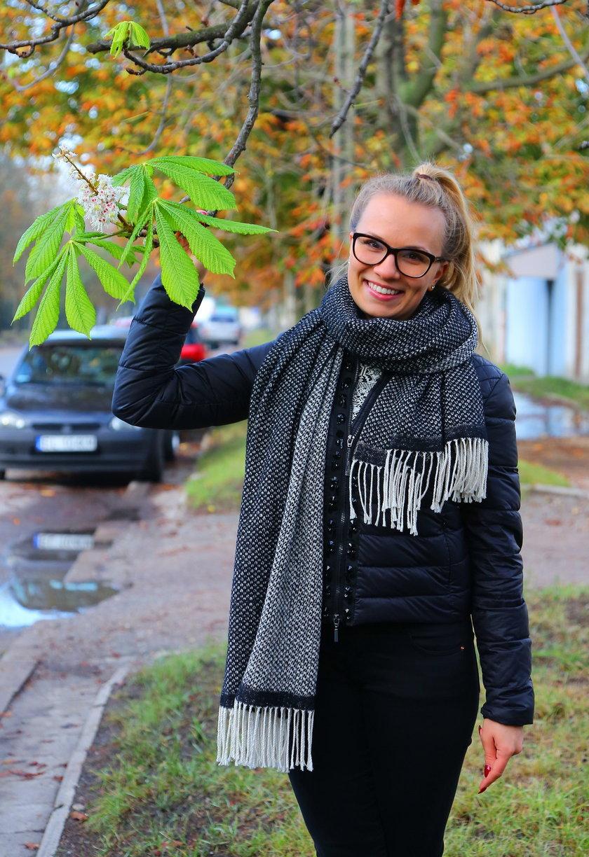 W Łodzi zakwitły kasztany