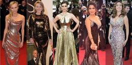 Hit Cannes: cekiny, błysk i złoto