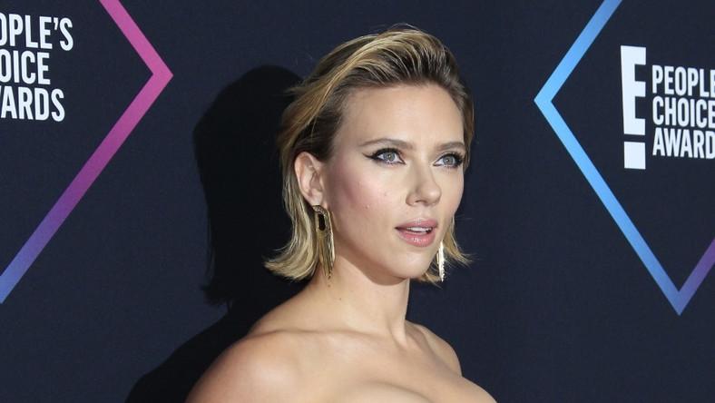 Wczoraj wieczorem gwiazda wzięła udział w gali People's Choice Awards W Santa Monica..