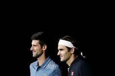 DOSAD NEZABELEŽENO Novak Đoković o Rodžeru Federeru pričao lepše nego što bi o sebi pričao - Rodžer Federer!