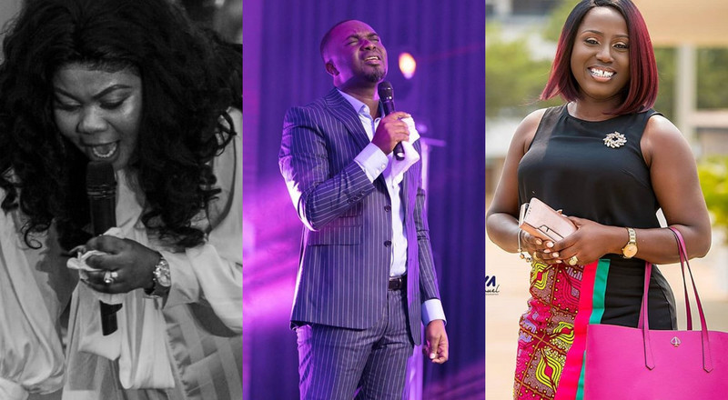 How Ghanaian celebrities observed the National Day of Fasting and Prayer